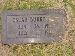 Oscar Burroughs