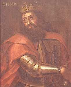 King Pedro I