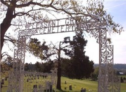 Pleasant Grove Cemetery #1 and #2