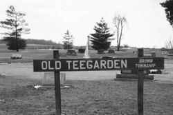 Old Teegarden Cemetery