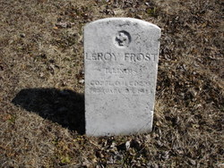LeRoy Frost