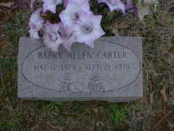 Barry Allen Carter