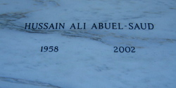 Hussain Ali Abuel-Said