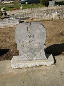 John Bargmann