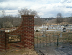 Taylors First Baptist Church Cemetery