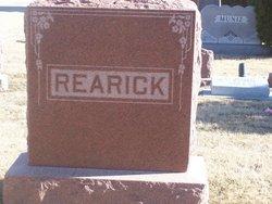 Mary Alice <I>Newby</I> Rearick