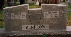 Arthur Otis Renfrow, Sr