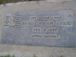 Brad Duran Abril