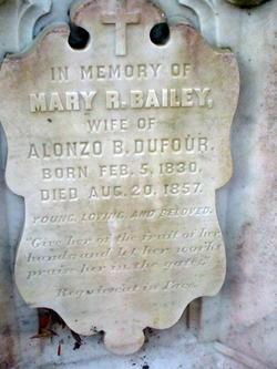 Mary R Bailey