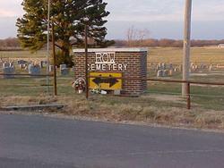 Row Cemetery