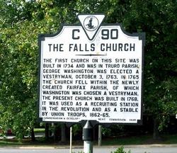Falls Church Episcopal Church Cemetery