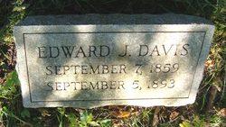 Edward James Davis