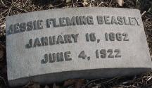 Jessie Fleming Beasley