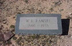 William Louis Ramsel