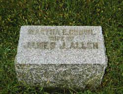 Martha Ella <I>Crowl</I> Allen