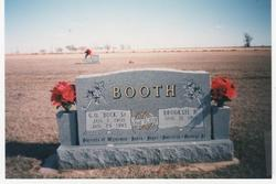 George Oval Booth, Sr