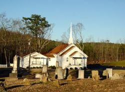 Stamp Creek Baptist Church Cemetery