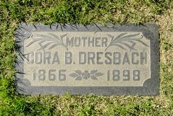 Cora Belle <I>Emmert</I> Dresbach