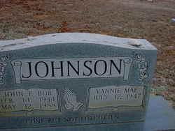 John F. Bob Johnson