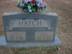 Rev A. C. Hatch
