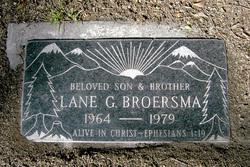 Lane Gregory Broersma