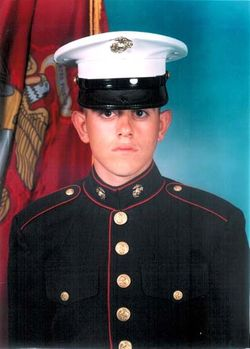 LCPL Donald John Cline, Jr