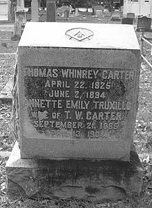 Thomas Whinrey Carter