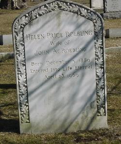 Helen <I>Price</I> Roebling