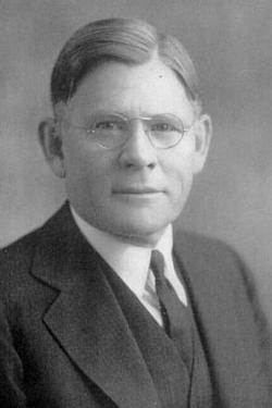 Arthur Horace James