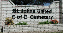 Saint Johns Church of Christ Cemetery