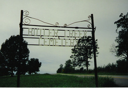 Butler Creek Cemetery