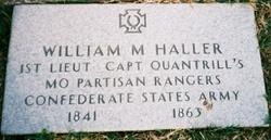 William M. Hallar