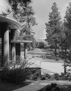Lowell Observatory Grounds