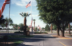 Fort Bliss National Cemetery