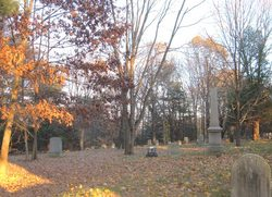 Old Quaker Hill Cemetery