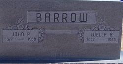 John P Barrow