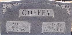 Gertrude Coffey