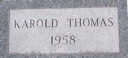 Karold Thomas
