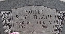 Ruby Teague