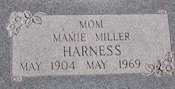 Mamie <I>Miller</I> Harness