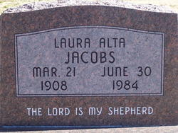 Laura Alta <I>Dinger</I> Jacobs