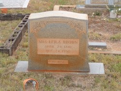 Leila Frances <I>Craft</I> Brown
