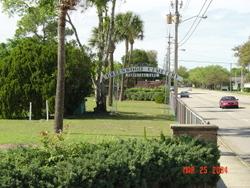 Greenwood Cemetery In Daytona Beach
