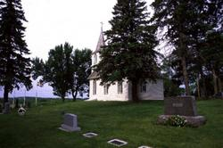 Christdala Evangelical Lutheran Church Cemetery