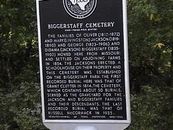Biggerstaff Cemetery