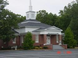 Rock Branch Baptist Church Cemetery #1