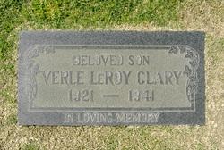 Verle Leroy Clary