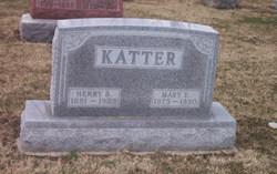 Henry Benjamin Katter