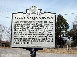 Suggs Creek Cemetery