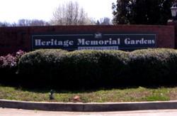 Heritage Memorial Gardens
